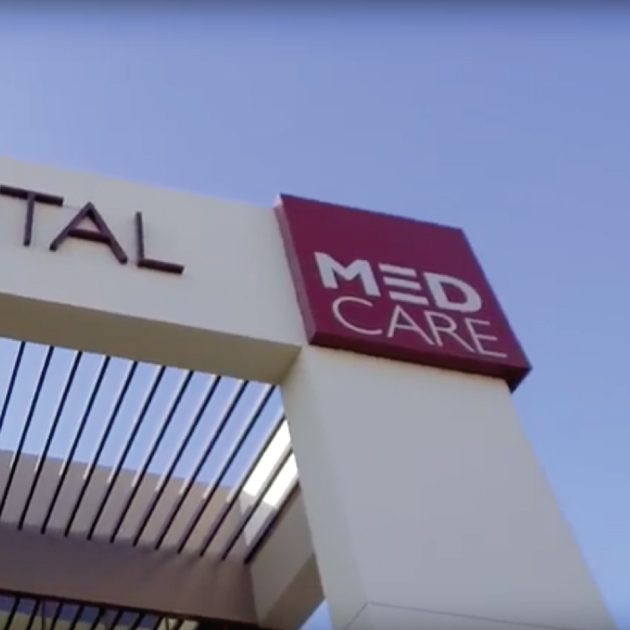 Medcare delivers a world class patient experience: